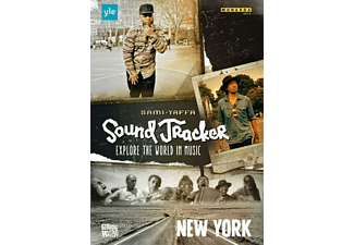 VARIOUS - Soundtracker: New York  - (DVD)