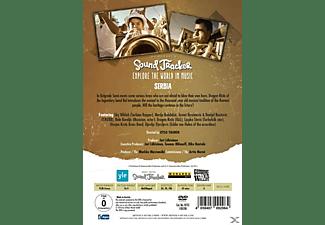 VARIOUS - Soundtracker: Serbia  - (DVD)
