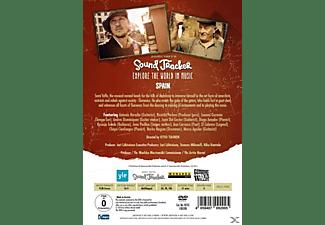 VARIOUS - Soundtracker: Spain  - (DVD)