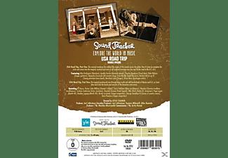 VARIOUS - Soundtracker: USA Road Trip (Double Episode)  - (DVD)