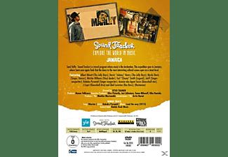 VARIOUS - Soundtracker: Jamaica  - (DVD)