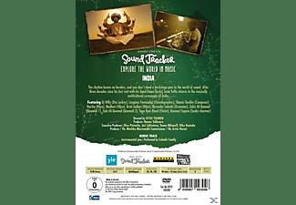 VARIOUS - Soundtracker: India  - (DVD)