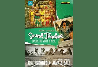 VARIOUS - Soundtracker: Indonesia (Double Episode)  - (DVD)