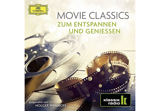 VARIOUS - MOVIE CLASSICS (KLASSIK-RADIO-SERIE)  - (CD)