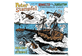 Peter Stampfel - Holiday For Strings  - (CD)