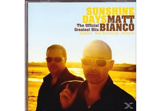 Matt Bianco - Sunshine Days - The Official Greatest Hits  - (CD)