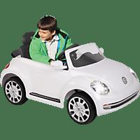 JAMARA KIDS Ride-on VW Beetle weiß 27MHz 6V Ride On Car, Weiß