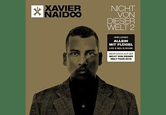 Xavier Naidoo - NICHT VON DIESER WELT 2-Allein mit Flügel LIVE @  - (CD)