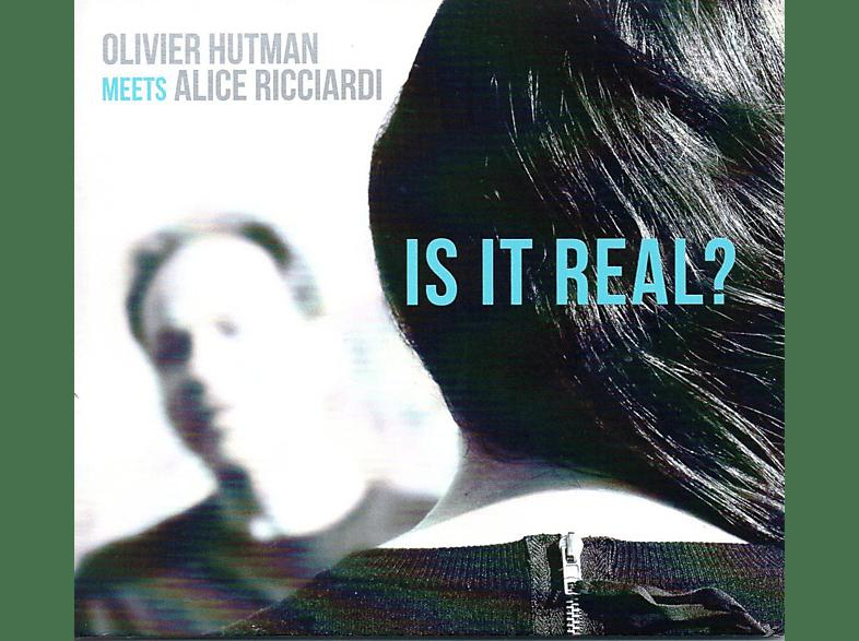 Olivier Hutman meets Alice Ricciardi - Is It Real [CD]