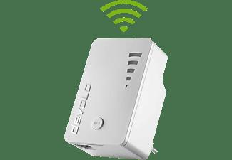 Amplificador WiFi - Devolo 9790 WiFi Repeater ac, 1200 Mbps, 1 puerto LAN Gigabit Ethernet, WPS, Blanco