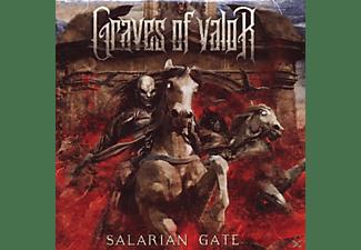 Graves Of Valor - Salarian Gate  - (CD)