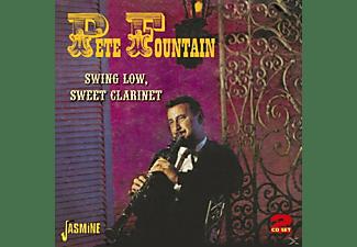Pete Fountain - Swing Low Sweet Clarinet  - (CD)