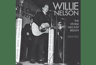Willie Nelson - THE STORM HAS JUST BEGUN [Vinyl]