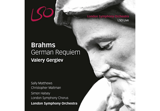 Sally Matthews, Christopher Maltman, London Symphony Orchestra, London Symphony Chorus, Simon/+ Halsey - Brahms: Ein Deutsches Requiem - (SACD Hybrid)