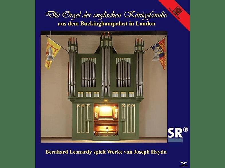 Leonardy Bernhard - Die Orgel Der Englischen Königsfamilie [CD]