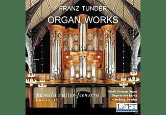 Pamela Ruiter-feenstra, VARIOUS - Orgelwerke  - (CD)