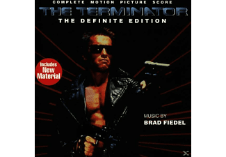 Ost-original Soundtrack - Terminator-Definite Edition - (CD)