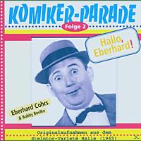 Chors,Eberhard & Boelke,Bobby - Komiker-Parade Folge 02 [CD]