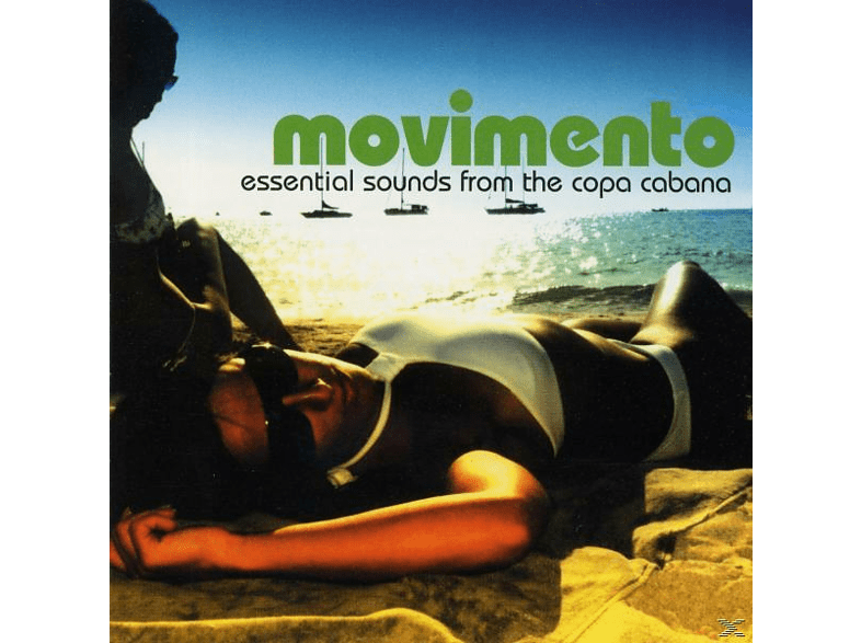 VARIOUS - movimento-essential sounds from the co [CD]