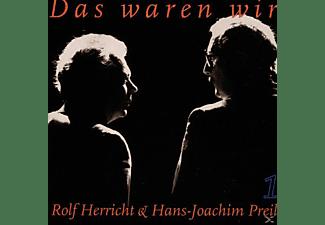 Herricht - Das Waren Wir Teil 1  - (CD)