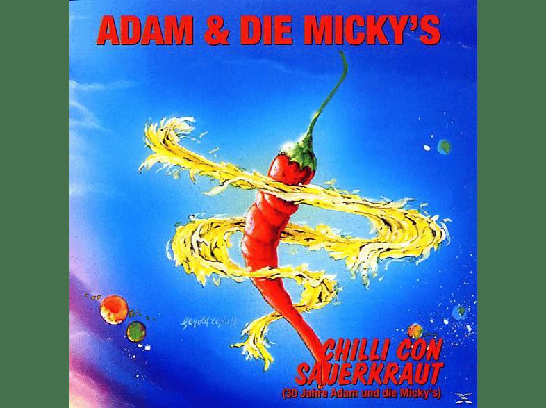 Adam Und Die Micky's - Chilli Con Sauerkraut [CD]
