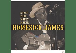 Homesick James - Shake Your Money Maker  - (CD)