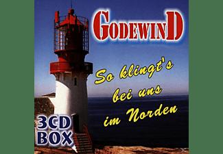 Godewind - So Klingt's Bei Uns Im Norden  - (CD)