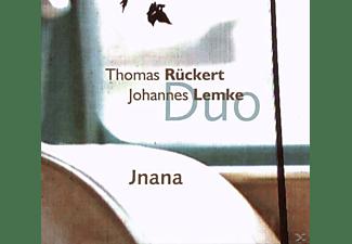 Johannes Lemke - Jnana  - (CD)