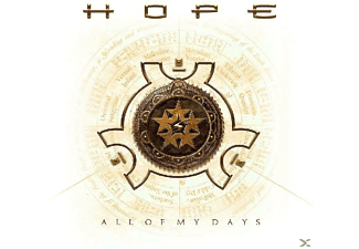 Hope - All Of My Days  - (CD)