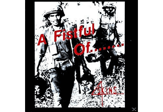 The 4-skins - A Fistful Of 4 Skins - (CD)