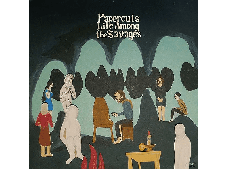 Papercuts - Life Among The Savages [CD]