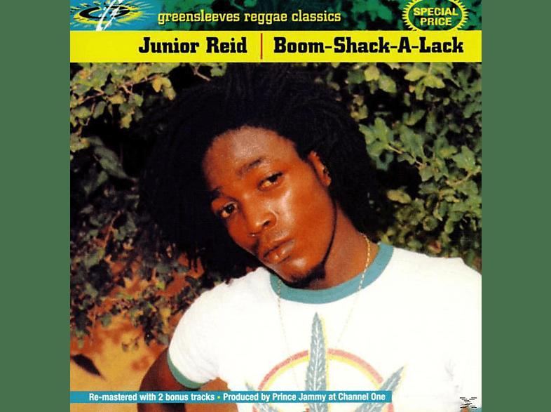 Junior Reid - Boom Shack A Lack [CD]