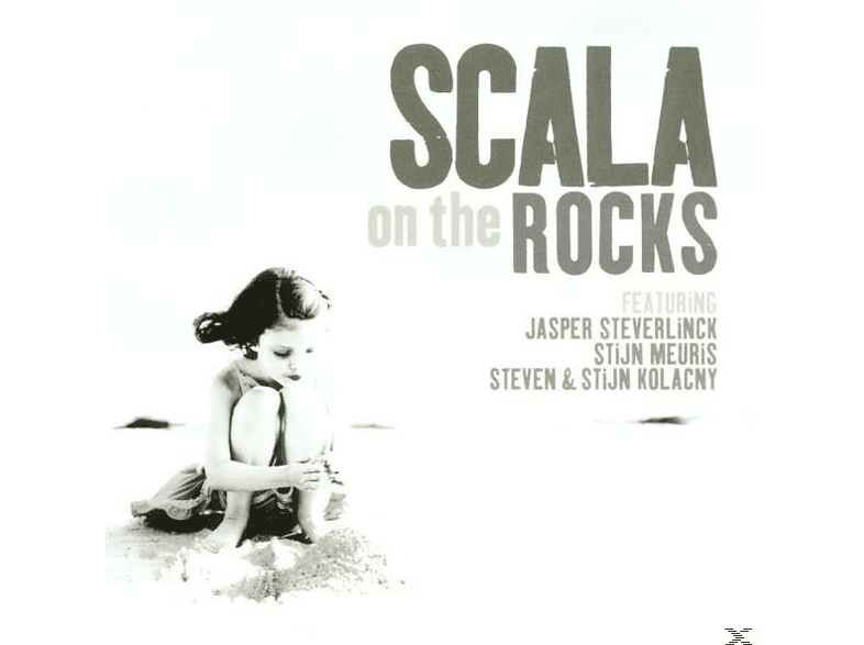 Kolacny Brothers, Scala & Kolacny Brothers - On The Rocks [CD]