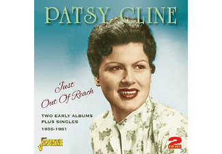 Patsy Cline - JUST OUT OF REACH  - (CD)