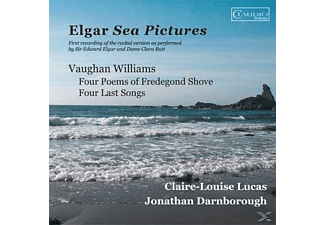 Lucas, Darnborough - Sea Pictures - (CD)