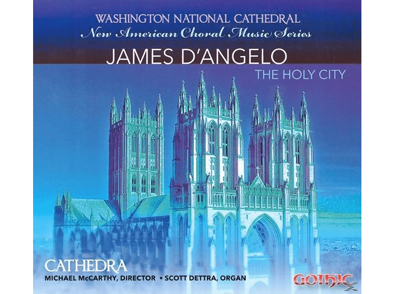 Cathedra/McCarthy/Dettra - The Holy City [CD]