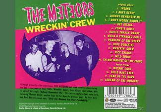 The Meteors - Wreckin  Crew  - (CD)