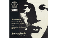 Andreas Boyde - Carnaval/Waldszenen/Jugendalbum [CD]