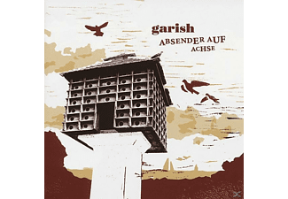 Garish - ABSENDER AUF ACHSE  - (CD)