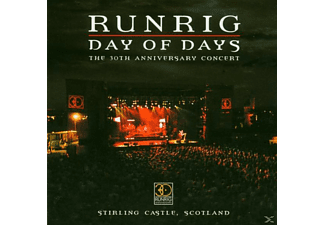 Runrig - DAY OF DAYS THE 30TH ANNIVERSARY CONCERT STIRLING  - (CD)