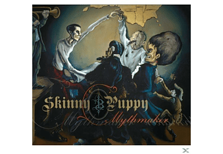 Skinny Puppy - Mythmaker  - (CD)