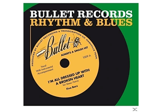 VARIOUS - Bullet Records R&B  - (CD)