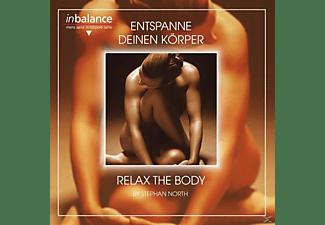 Stephan North - Entspanne Deinen Körper- Relax The Body  - (CD)