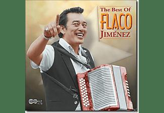 Flaco Jimenez - The Best Of  - (CD-ROM)