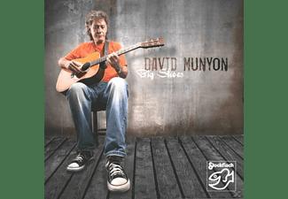 David Munyon - Big Shoes  - (CD)