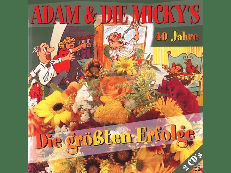 Adam - Die Größten Erfolge-40 Jahre [CD]