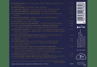Bolschewistische Kurkapelle Schwarz-rot - Werke  - (CD)