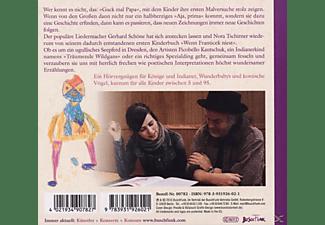 Schöne, Gerhard / Tschirner, Nora - Wenn Franticek Niest  - (CD)
