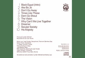 Bukky Leo - Afrobeat Visions  - (CD)