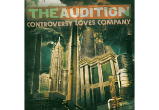 The Audition - Controversy Loves Company - (CD)